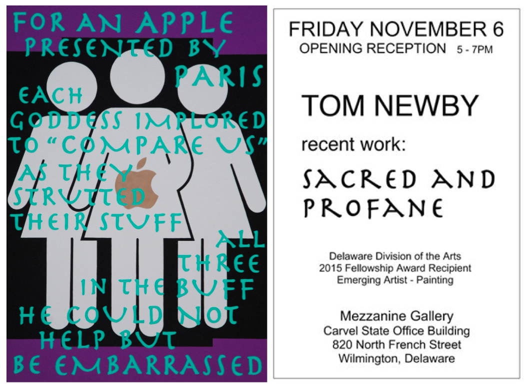 Tom Newby Exhibition